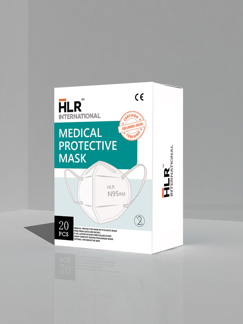 Medical Protective Mask N95RM
