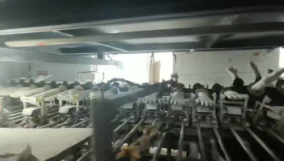 Medical Nitrile Gloves Production Line
