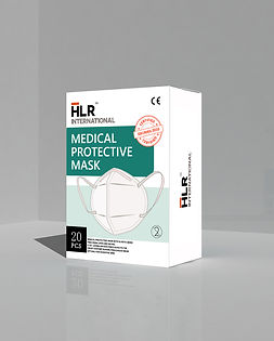 HLR World / HLR International Medical Protective Mask