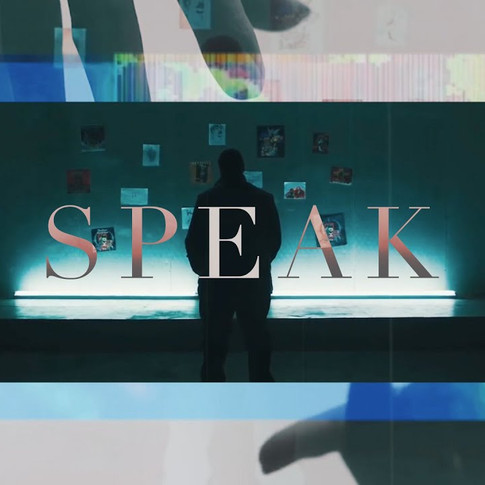 """GROOVECITY PROJECTS - """"SPEAK"""" (VISUAL VIDEO) - $125"""