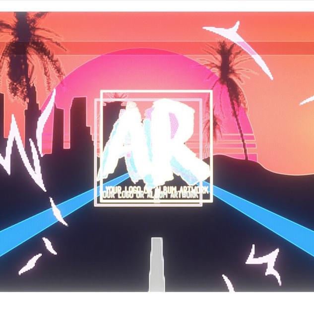 Palm Dreams Logo Intro - $55