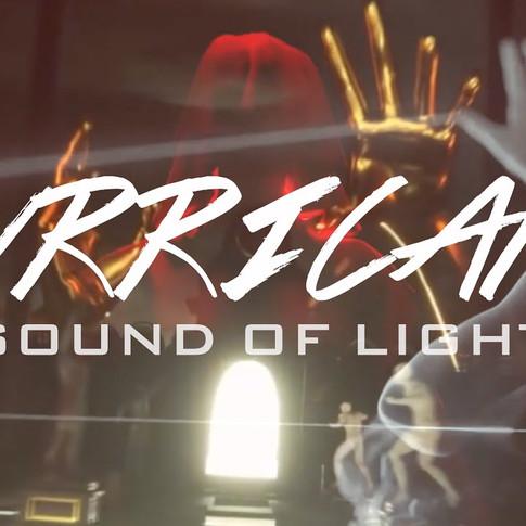 SOUND OF LIGHT - HURRICANE (VISUAL LYRIC VIDEO) - $270