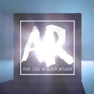 Light Block Logo Intro - $55