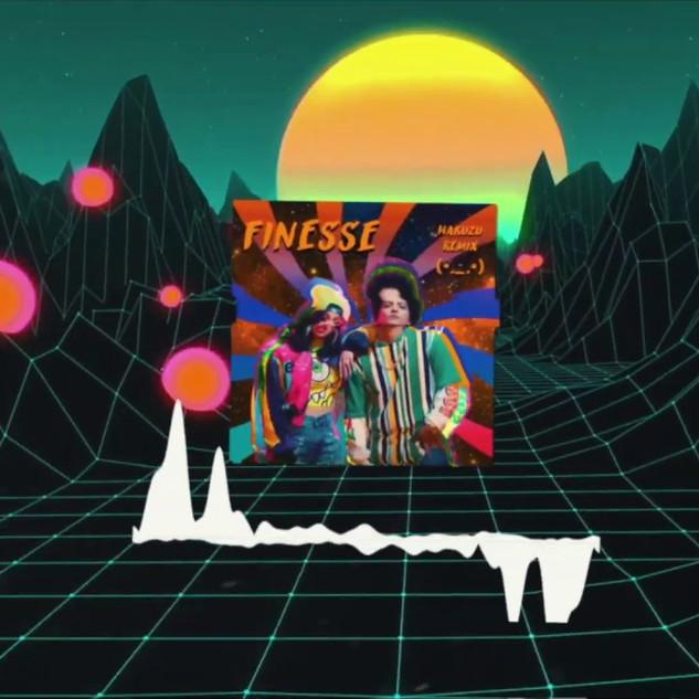 Bruno Mars x Cardi B - Finesse (Hakuzu Remix) - $200