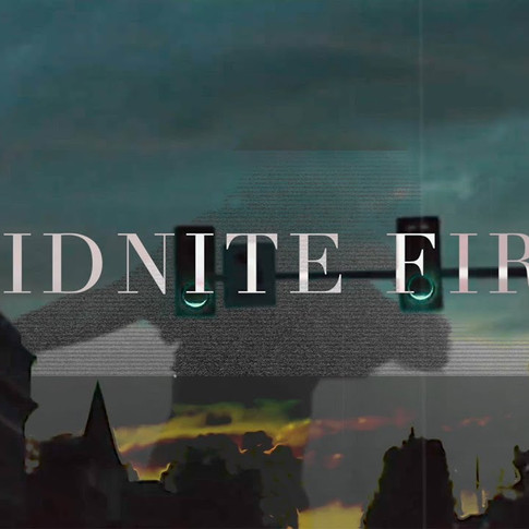 """GROOVECITY PROJECTS - """"MIDNITE FIRE"""" (VISUAL LYRIC VIDEO) - $270"""