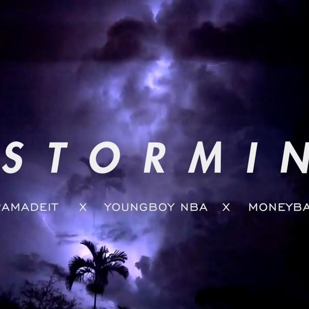 TrappaMadeIt - Stormin' (Visual Lyric Video) - $270