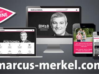 ONLINE: marcus-merkel.com