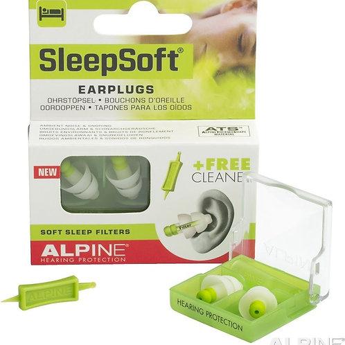 Gehörschutz ALPINE SleepSoft