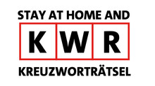 Stay at home and Kreuzworträtsel