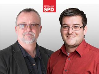 Büttelborner SPD-Fraktion wählt neuen Vorstand