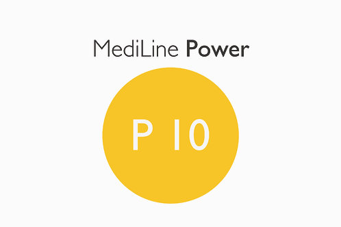 6x MediLine Hörgerätebatterien P10