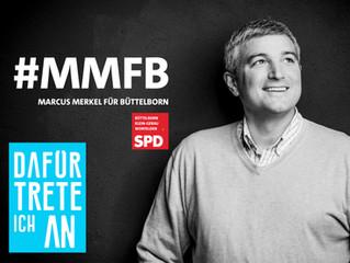 Unser Bürgermeisterkandidat: Marcus Merkel