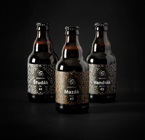 Pivovar Spojovna —vánoční edice