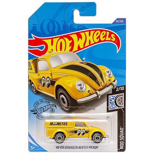 ROD SQUAD - '49 Volkswagen Beetle Pickup (amarillo)