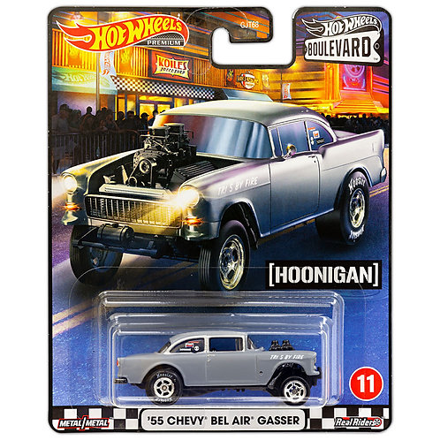 BOULEVARD - '55 Chevy Bel Air Gasser