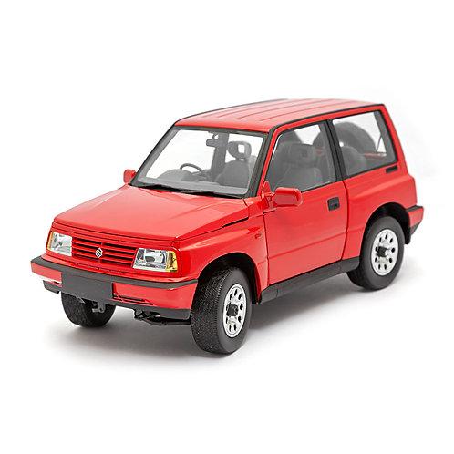 1989 Suzuki Vitara (Rojo)