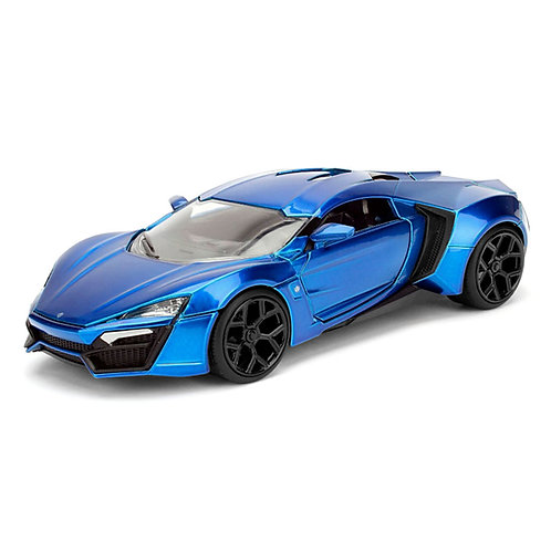 Lykan Hypersport (azul metálico)