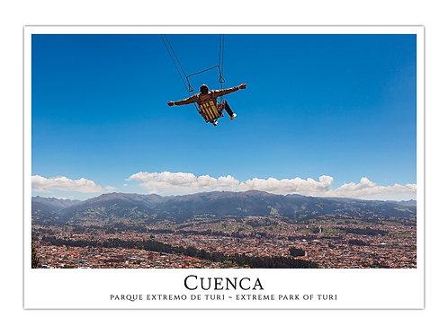 Cuenca - Parque Extremo de Turi