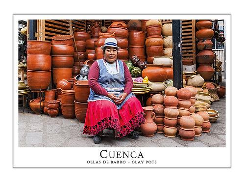 Cuenca - Ollas de Barro