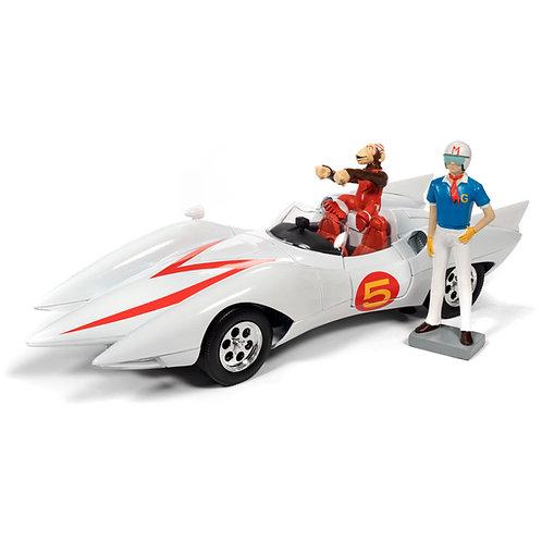 Speed Racer Mach 5 w/Chim-Chim and Speed Racer