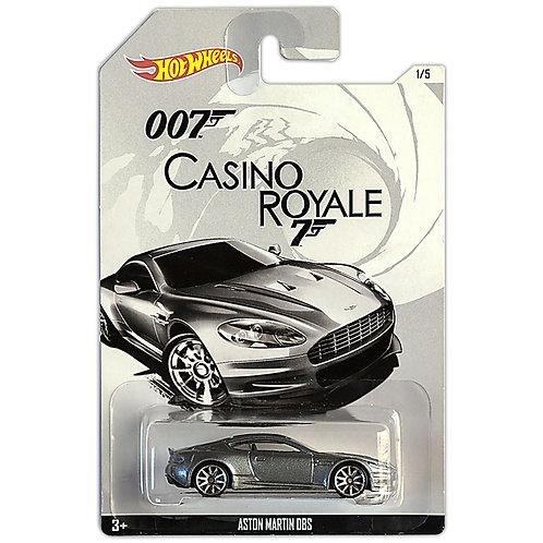007 CASINO ROYALE - Aston Martin DBS