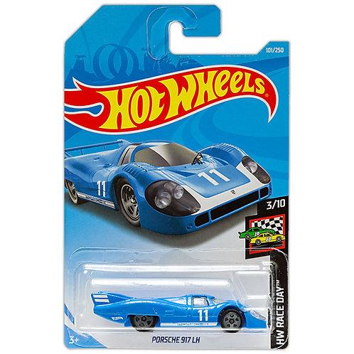 HW RACE DAY - Porsche 917K LH (azul)