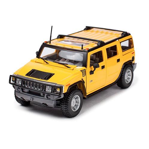 2003 Hummer H2 SUV (amarillo)