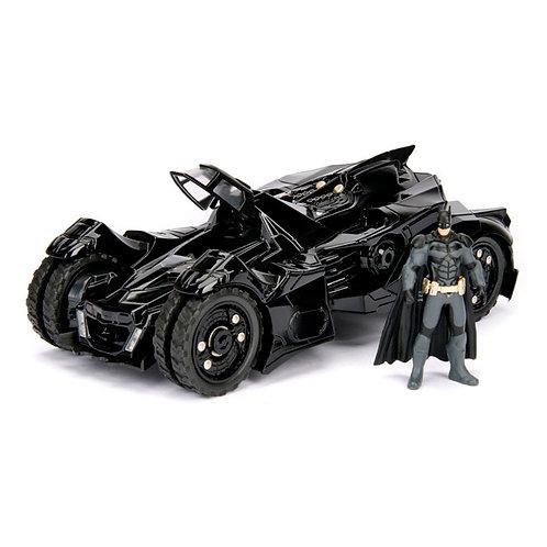 Arkham Knight Batmobile & Batman
