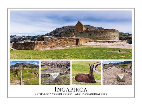 Ingapirca - Complejo Arqueológico