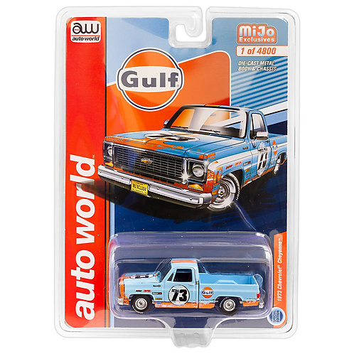 1973 Chevrolet Cheyenne #73 'Gulf'