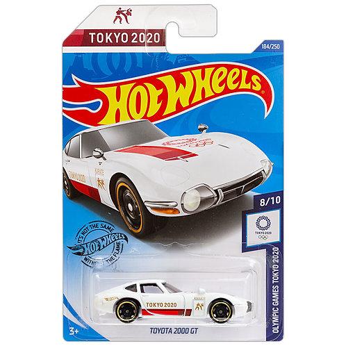 OLYMPIC GAMES TOKYO 2020 - Toyota 2000 GT (blanco)
