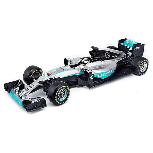 2016 Mercedes F1 W07 Hybrid #44 (Lewis Hamilton)
