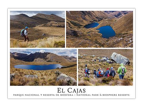 El Cajas - Parque Nacional y Reserva de Biósfera II