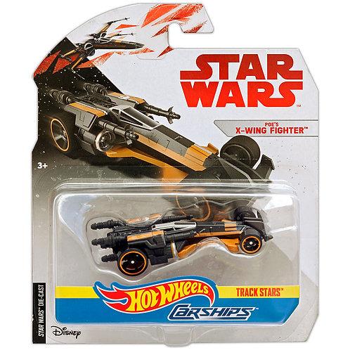 STAR WARS - Poe's X-Wing Fighter (The Last Jedi)
