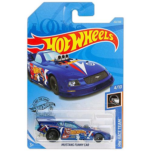 HW RACE TEAM - Mustang Funny Car