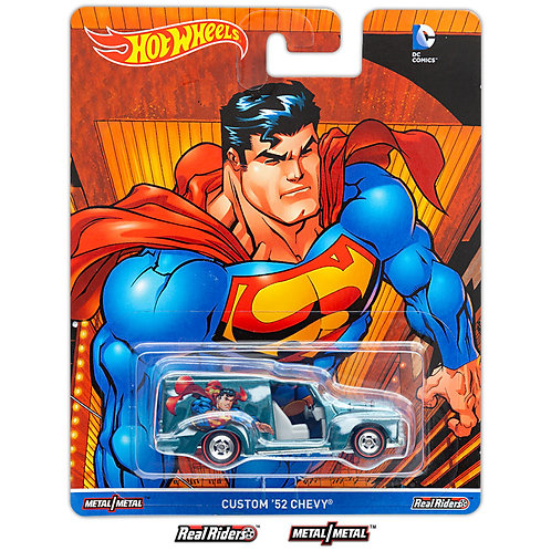 DC COMICS - Custom '52 Chevy