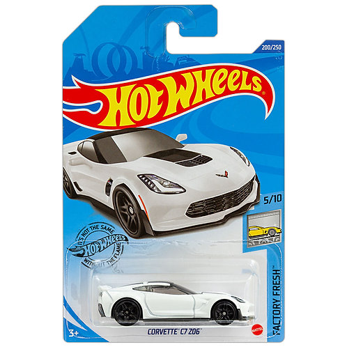 FACTORY FRESH - Corvette C7 Z06 (blanco)