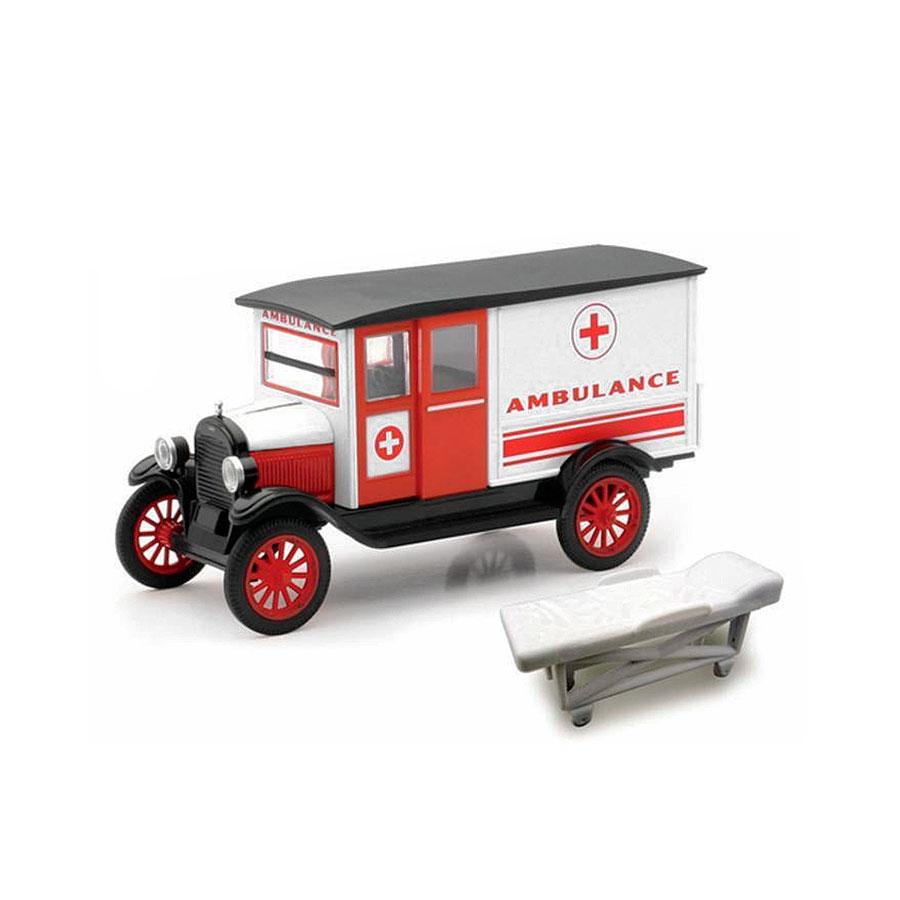 1924 Chevy 1-Ton Series H Ambulance