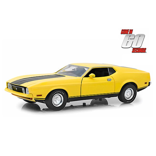'Eleanor' 1973 Ford Mustang Mach 1 Custom Movie Star
