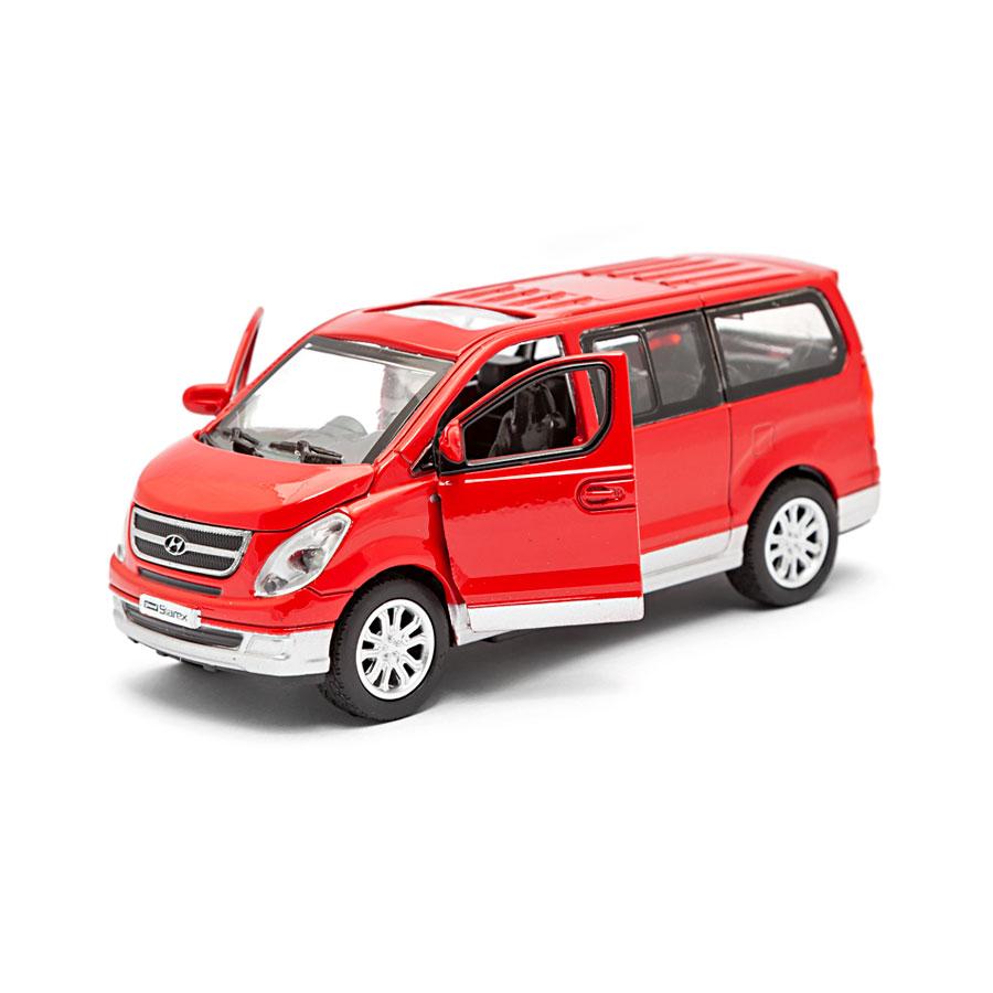 2016 Hyundai H1 Van (Rojo)