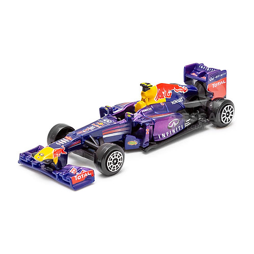 2013 Infiniti Red Bull Racing RB9 #2 Mark Webber