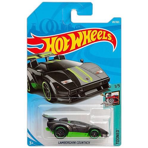 TOONED - Lamborghini Countach