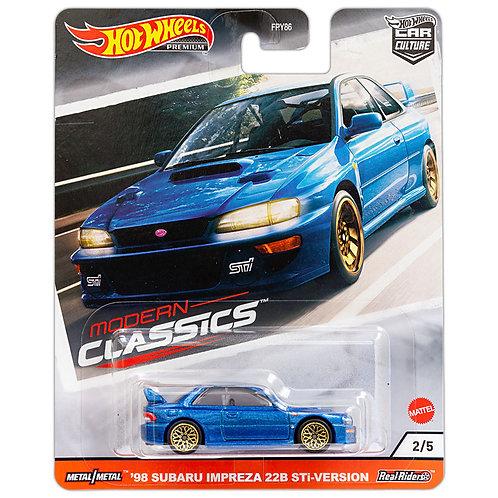 MODERN CLASSICS - '98 Subaru Impreza 22B STi-Version