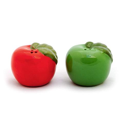 Salero/Pimentero - Manzanas