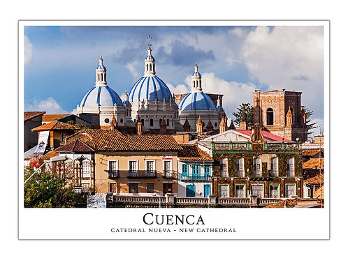 Cuenca - Catedral Nueva III