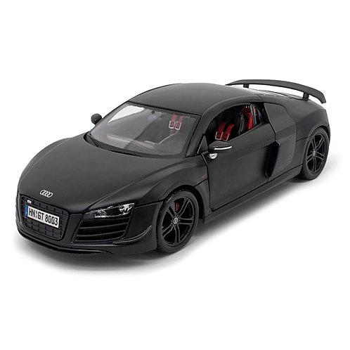 Audi R8 GT (negro mate)