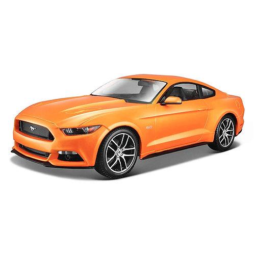 2015 Ford Mustang GT 5.0 (naranja)