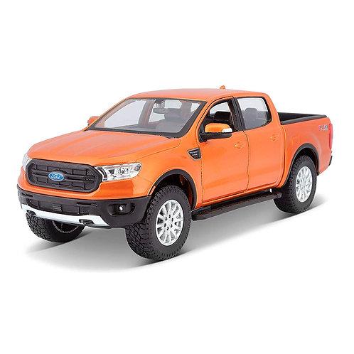 2019 Ford Ranger (naranja)
