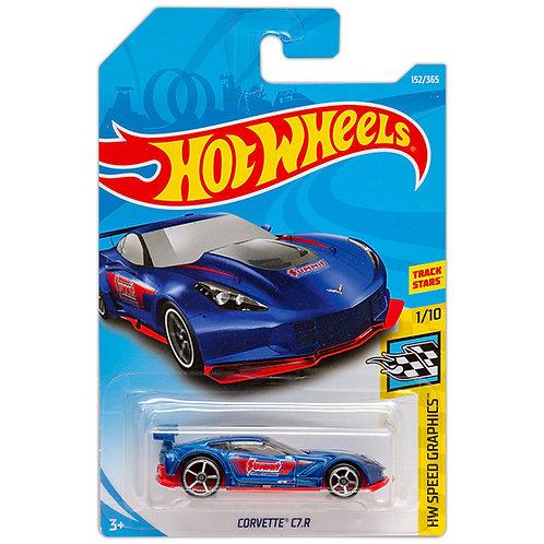 HW SPEED GRAPHICS - Corvette C7.R