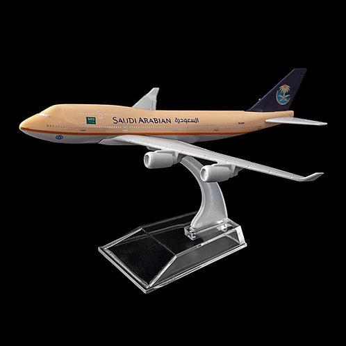 SAUDI ARABIAN - Boeing 747-800